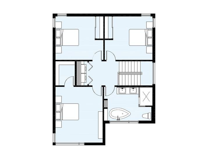 Maison neuve - Cottage, modèle Laila