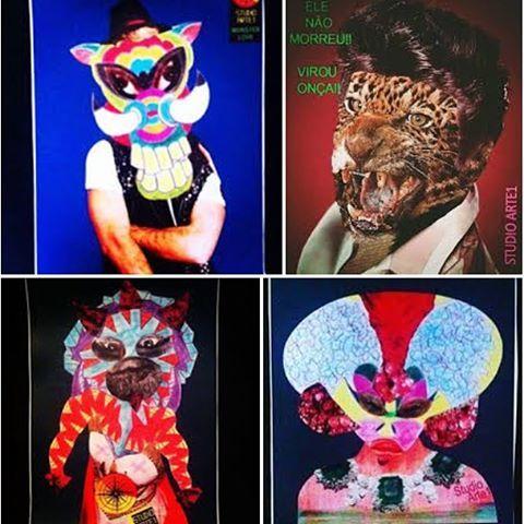 Arte Sustentável / Sustainable Art - Studio Arte1 /  studioarte1.com.br / #arte #art #paris #design #photography #lifestyle #moda #fashion #photo #berlin #drawing #paint #painting #brazil #saopaulo #brasil #peace #people #vogue #sketch #sketchbook #buda #love #creative #culture #world #gallery #japan #artist http://butimag.com/ipost/1491767031380121002/?code=BSz0jYZDRWq