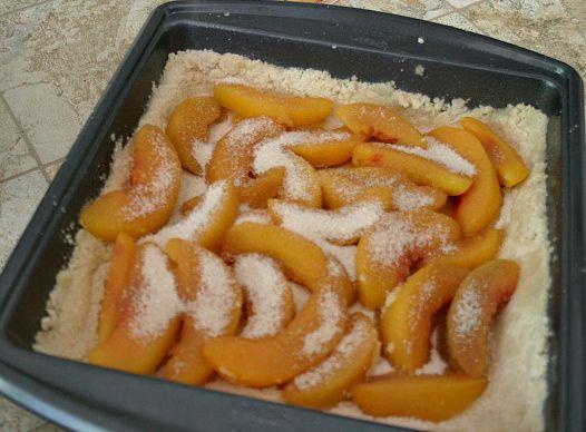 Recipes :: Desserts :: Peach Coogan