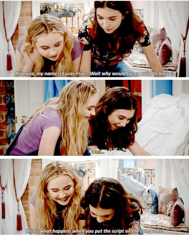 girl meets boy script Girl meets world is one of the most addicting shows ever, so it's no surprise that the series got renewed for a third season in fact, we're so.