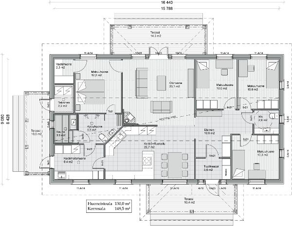 Kreivi-talo, Kokkola - Hermanni 130