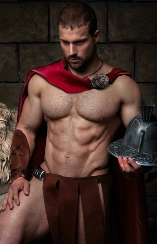 Warrior naked tumblr male
