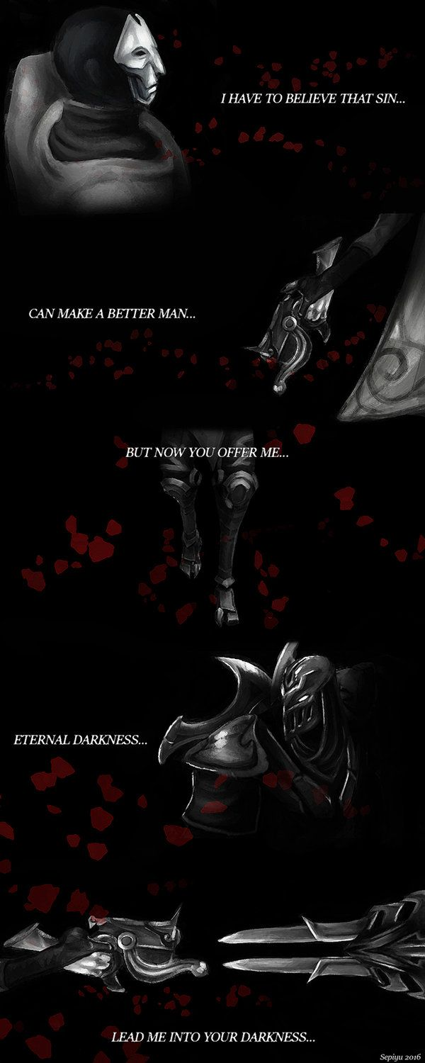 Jhin and Zed
