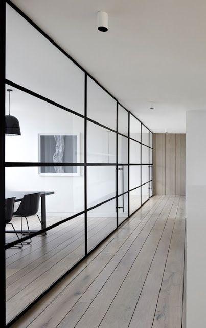 Slattery Office By Elenberg Fraser / Timber / Glass / Steel