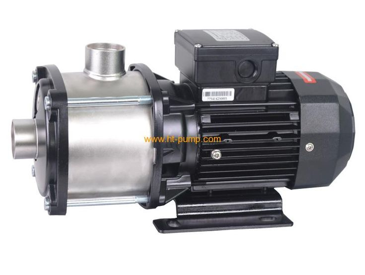 Horizontal Multi-stage Pumps CMI  Max. Head: 76m  Max. Flow Rate: 28 m3/h  Power: 0.25 to 7.5 kw  Application:  It`s widely used to convey industrial liquid, circulation and boosting for other weak chemical liquid. Water treatment; Industrial cleaner and dishwasher; Pressure boosting for water; Heating and cooling for the water on industrial processing line; Air-conditioning system; Air freshening, heater device(soft water); Water supply and boosting(drinking water、weak. chlorine water).