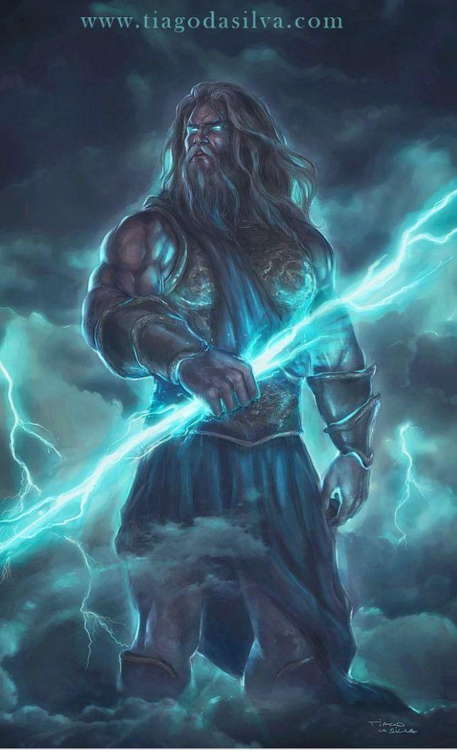 thunder king god of war