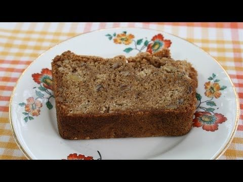 Gooseberry Patch Video Recipes: ▶ Apple Pie Bread. Enjoy all of the tastes of apple pie in an easy quick bread - watch the video to see just how easy it is! Makes 2 large loaves - freezes well.