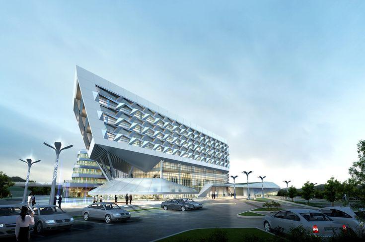 KOWEPO Headquarters & Company Housing – NORTHPOINT