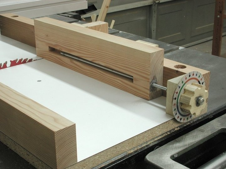 Yet Another Box Joint Jig For Making Joints Without A Dado