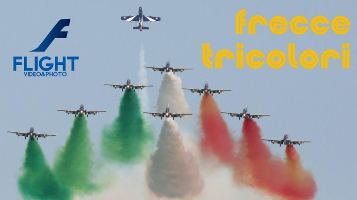 Frecce Tricolori (PAN Pattuglia Acrobatica Nazionale) is the Aerobatic Team of the Italian Air Force.