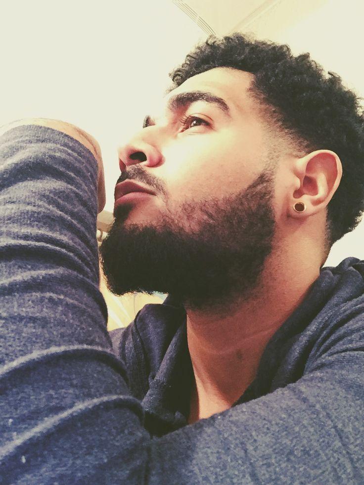 Black guys with beards tumblr