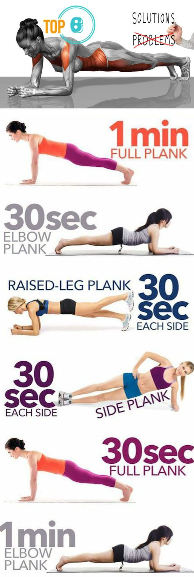 🚨HOW TO PLANK