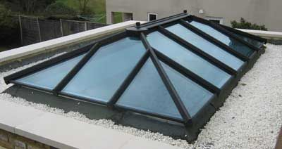 Reflex Glass - Leicester - glass conservatory roof lanterns, rooflights, roof lanterns, rooflight manufacturers, aluminium roof lanterns, glass rooflights, conservatory roof lanterns, orangery roof glass, skylights, orangery roof, flat roof windows, glass roof extensions