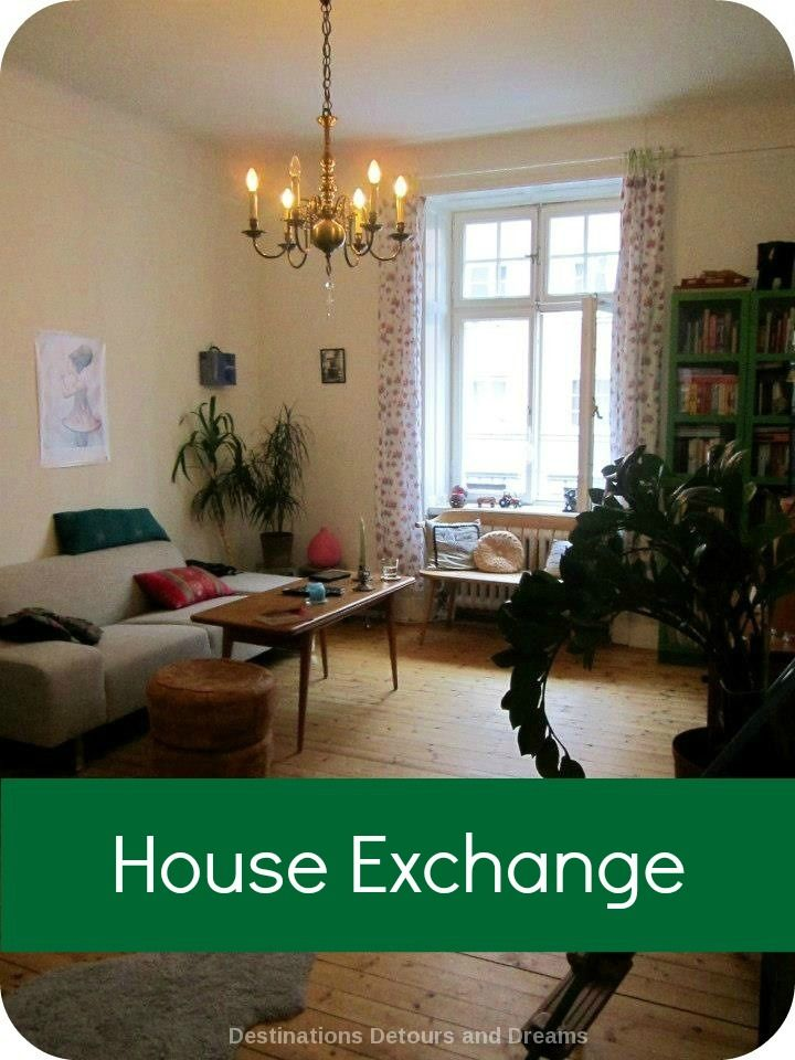 About house exchange vacations: an interview with one exchanger