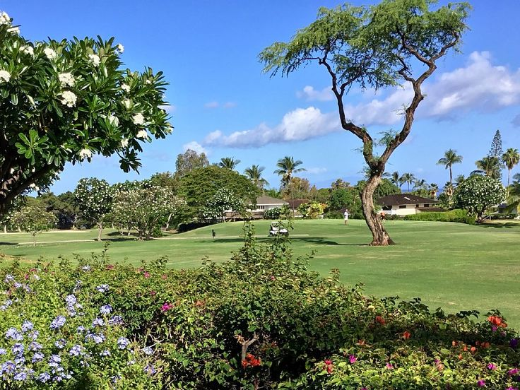 Wailea Grand Champions Golf Course/Ocean View Suite Free