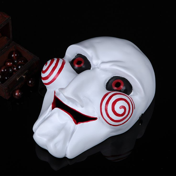 Horror Halloween Mask Saw Mask Puppet Resin Masquerade Chainsaw Massacre Scary Cosplay Halloween Party Costume Theme