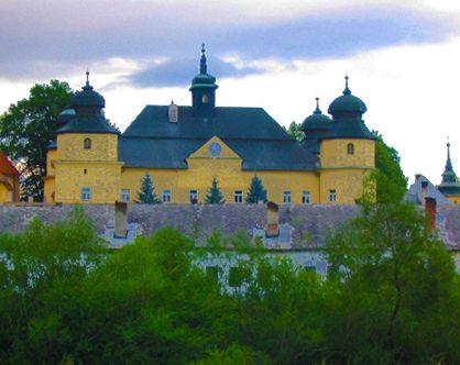 Savnik Thököly-kastély