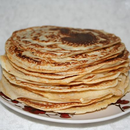 Danish Pancakes Recipe