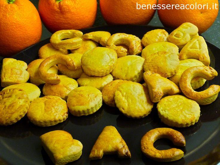 Biscotti all'arancia e olio di oliva http://benessereacolori.it/2013/02/26/spremuta-arancia-biscotti/