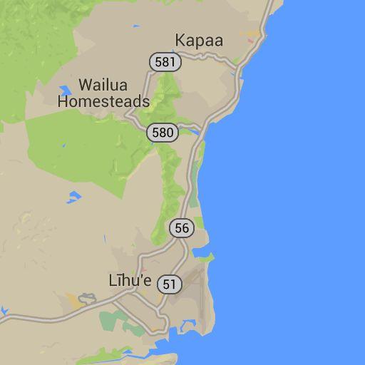 Map of Kauai Activities | Kauai.com