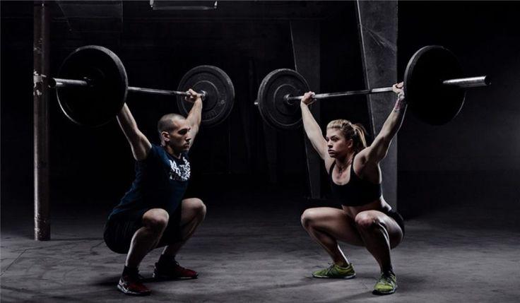 allenamento crossfit per donne e uomini