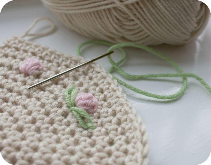 Crochet Inspiración ✿Teresa Restegui http://www.pinterest.com/teretegui/✿