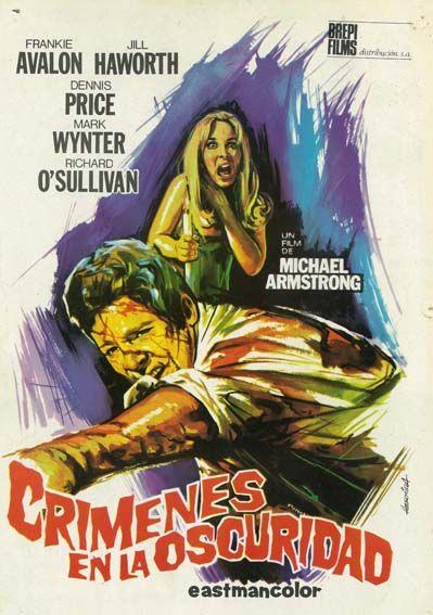 "Crimenes en la oscuridad (1969) ""The Haunted House of Horror"" de Michael Armstrong - tt0064443"