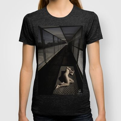 Pathways 12 T-shirt by Jake Roth - $22.00