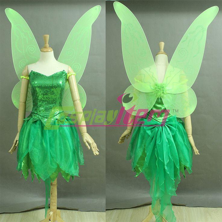 Hot-Selling-Custom-Made-Adult-Princess-font-b-Tinkerbell-b-font-Dress-costume-Fancy-Dress-Movie.jpg (780×780)