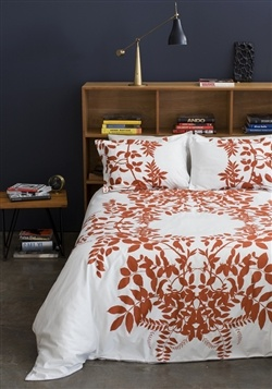 dwell studio's hedgerow permission duvet set $308