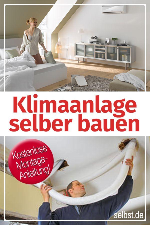 klimaanlage selber bauen heimwerken pinterest klimaanlage selber bauen selber bauen und. Black Bedroom Furniture Sets. Home Design Ideas