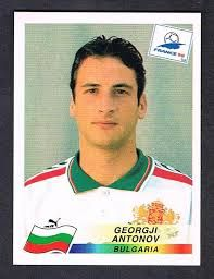 Image result for france 98 panini bulgaria