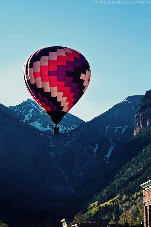 Telluride co hot air balloon festival 2013 amazing family travel familyfreshcooking com