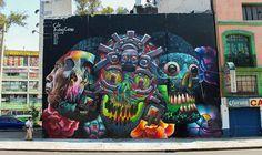 15 Artistas urbanos que hacen de México un lugar más bello