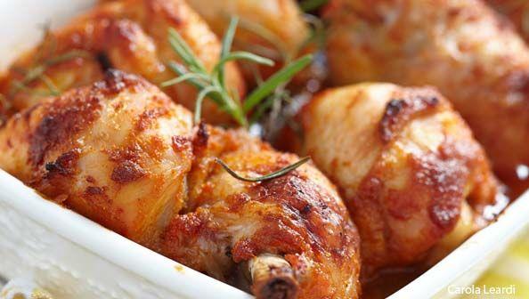 Come fare il pollo al forno in 3 versioni facili e veloci