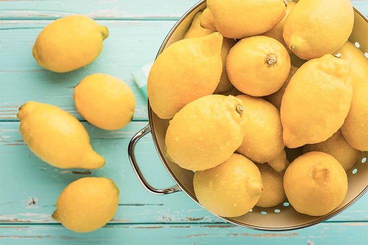 Dit is waarom iedereen zijn gekochte citroenen invriest! Dit moet je weten!