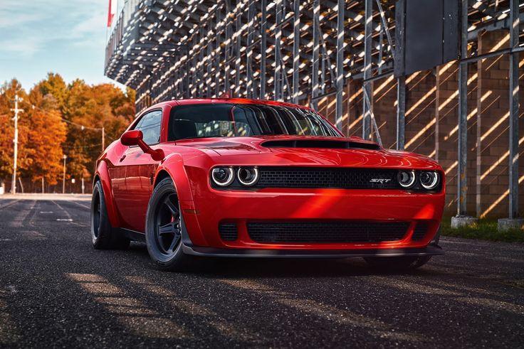 The 2018 Dodge Challenger Hemi SRT Demon Price ???