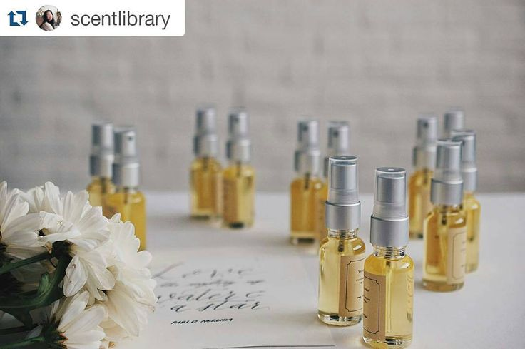 3 weeks to the wedding: Thankful for talented people in my life such as custom scent maker @scentlibrary for for delightful gifts and copywriter @cmrnng for coming up with punny hashtags  #ChoInLove #PhooOfBliss (must be used as a set) : @scentlibrary #Repost by phoosh