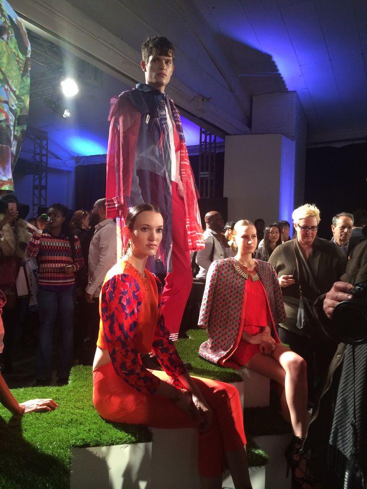Op tech fashion strap