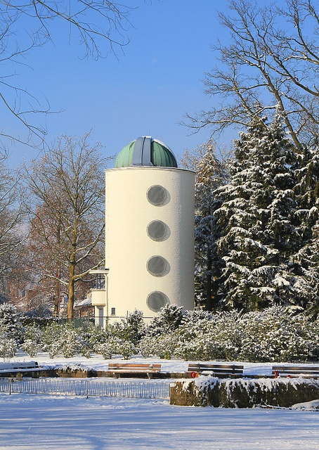 Observatory (Sterrenwacht) in  Eindhoven - The Netherlands