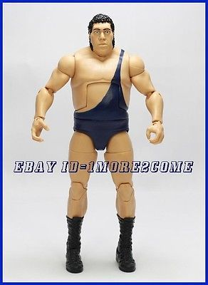 MATTEL ELITE LEGENDS figure wwe wwf  wrestling NEW HEAD * ANDRE THE GIANT **