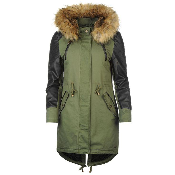Zimná bunda Firetrap Polly dám.