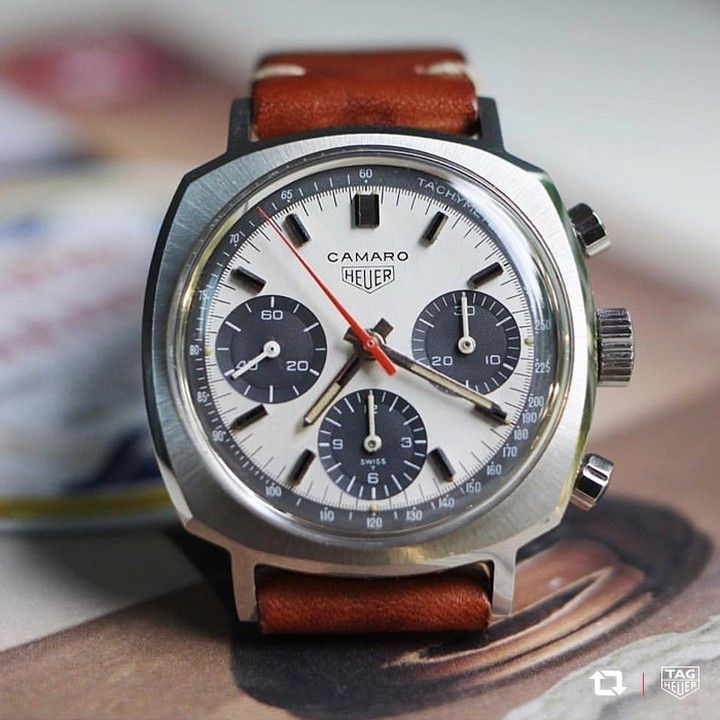 TAG Heuer Vintage watch