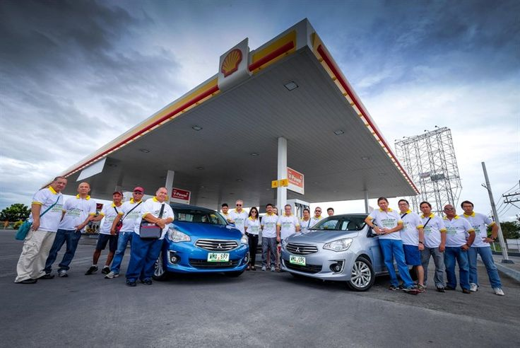 Mitsubishi Mirage sedan achieves 1,647 km on a tank of gas in Philippines ECO Drive Marathon