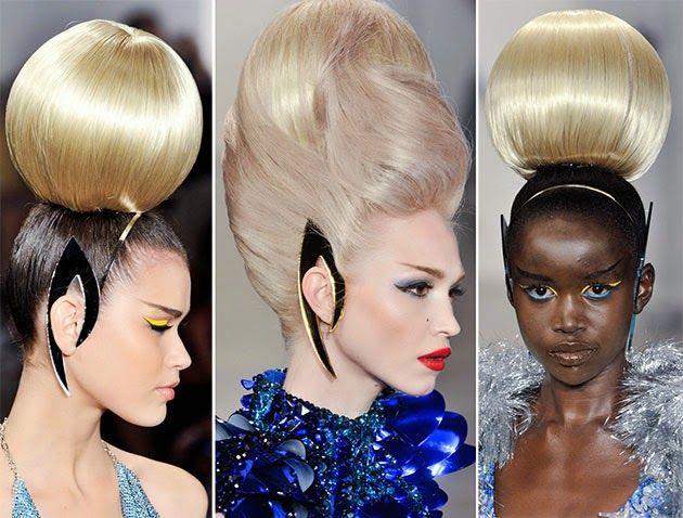 2014 İlkbahar-Yaz Saç Modelleri | Hobilendik.net