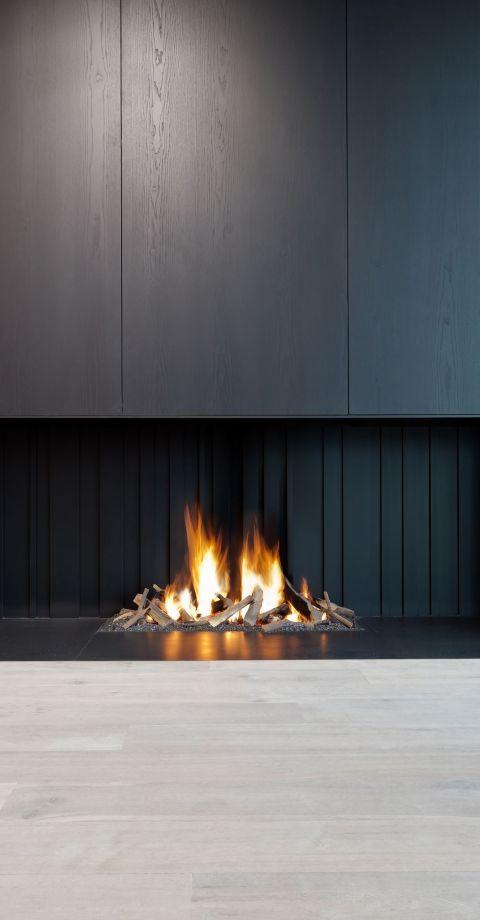 Fireplace by metalfire