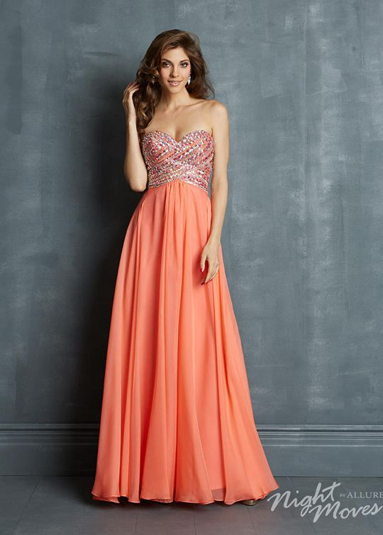 Nightmoves 7006 prom dress