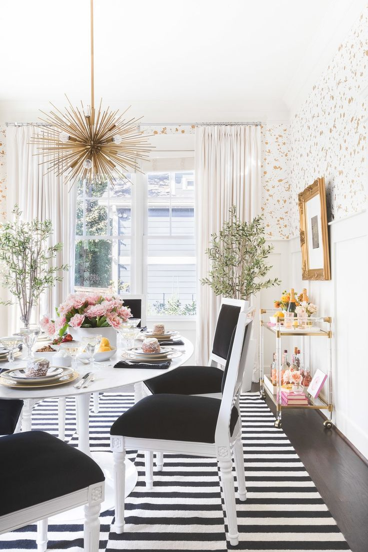 Tour A Bold Nashville Home By Kathryn Berschback Filled With