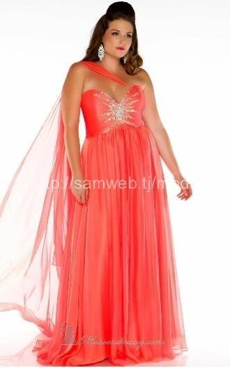 Платье на выпускной для рыжих