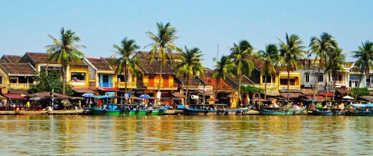 City guided tour around #HoiAn #Vietnam